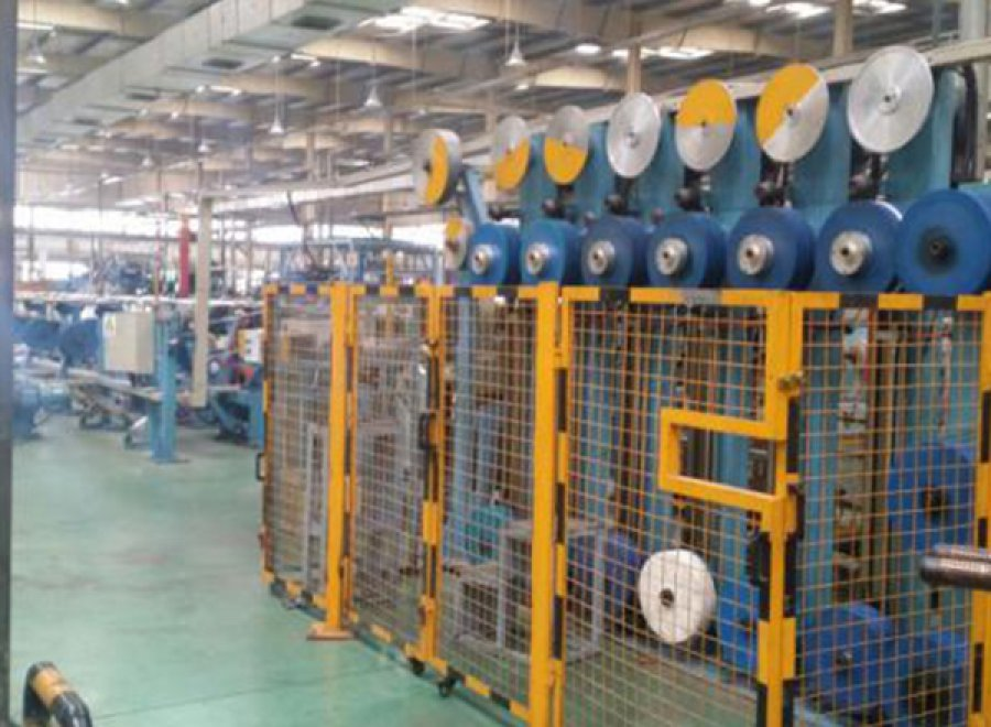 Hexagonal Bead Extruding&Winding Line (six beads) for Radial (PCR/LTR) tire